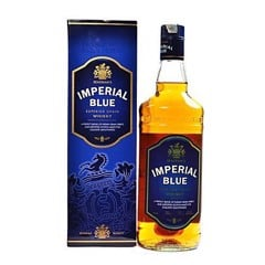 BW-Imperial blue whisky 29,5% 700ml