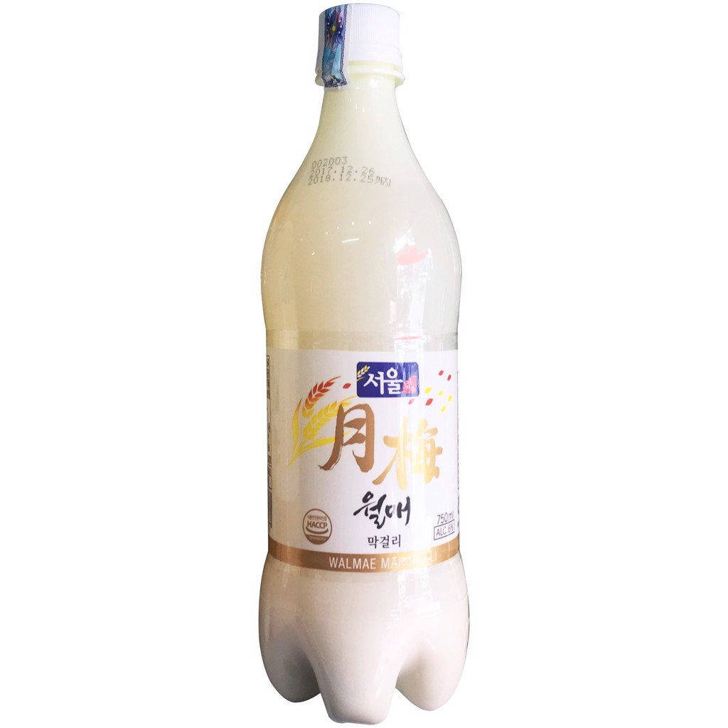BW-Rice Wine Seoul Jangsoo 750ml