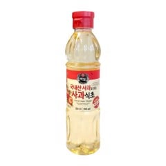 V-Apple Vinegar Korean Beksul 500ml