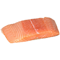MF-Frozen Skin Salmon Fillet