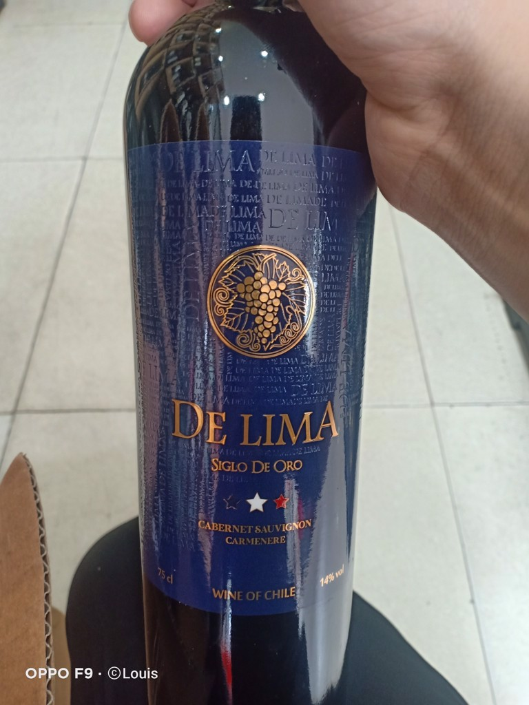 BWS2-Cabernet Sauvignon De Lima 750ml (Bottle)