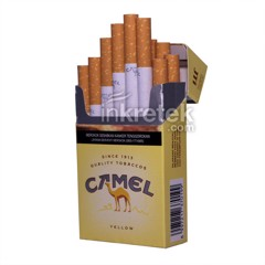 CI-Cigarette Camel Yellow