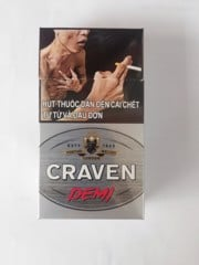 CI-Cigarette Demi Craven