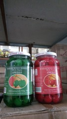 CDF-Canned Green Cherry 700g