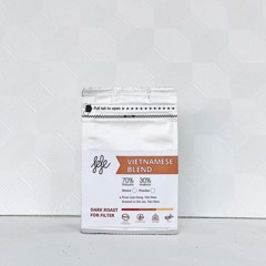 CF-Coffee 70% Robusta Powder Vietnamese Blend Fefe 250g