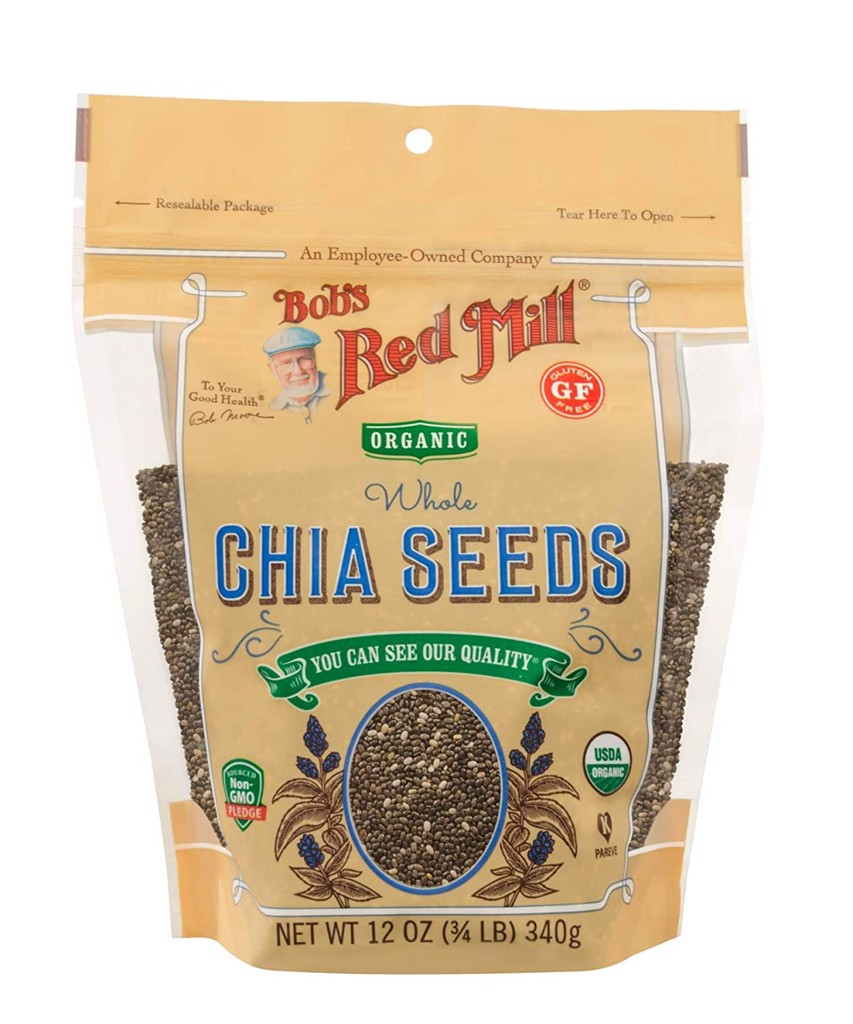 N-Chia Seeds Red Mill 340g (Pack)