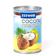 SS-Coconut Cream Eufood 400ml