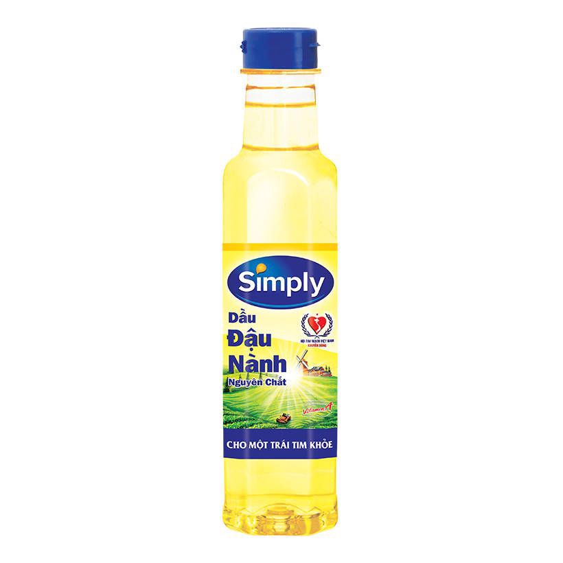 O-Cooking Oil Simply 400ml