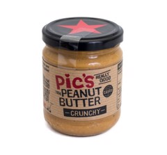DB-Crunchy Peanut Butter Pic's 195g
