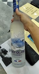 BWS2-Grey Goose Vodka 750ml