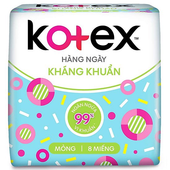 PU-Daily Kotex 8Psc (pack)