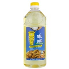 O-Coconut Oil Vietcoco 1L