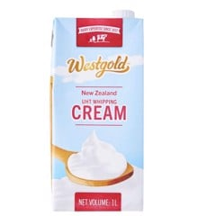DCW-Westgold Chilled UHT Whipping Cream 1L T4
