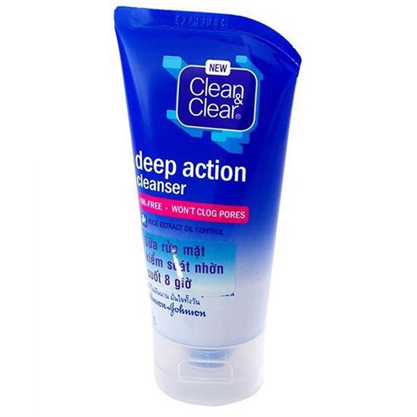 PU-Deep Action Cleanser Clean & Clear 100g