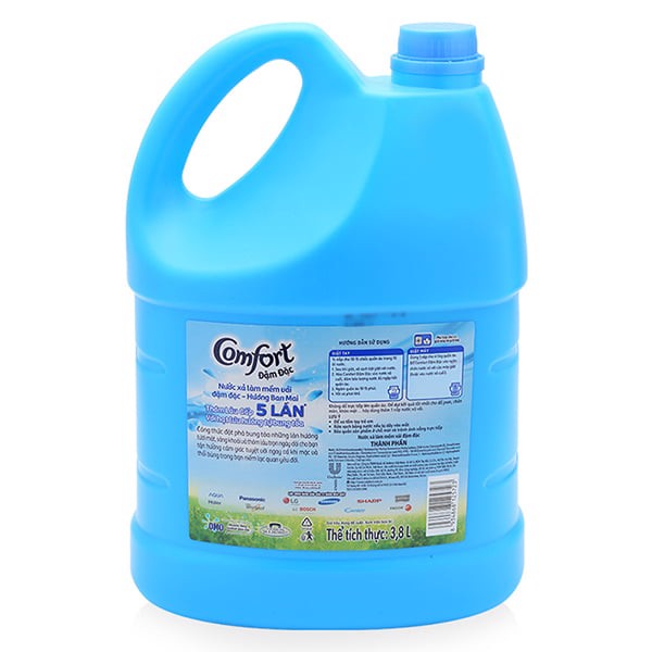 PU-Fabric Conditioner With Morning Fragrance Comfor 3.8L T6