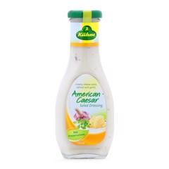 SS-American Caesar Salad Dressing Kuhne 250ml