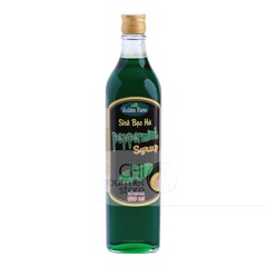 SR-Fresh Mint Syrup Golden Farm 520ml
