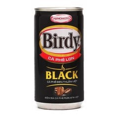 CF-Black Coffee Birdy Tin 170ml
