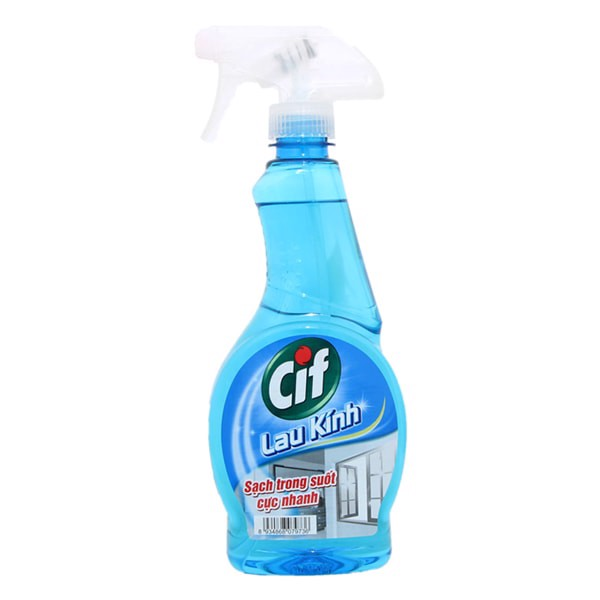 PU-Glass Cleaning Liquid Cif 520g