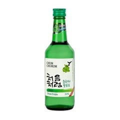 BW-Grape Soju Chum Churum 360ml T5