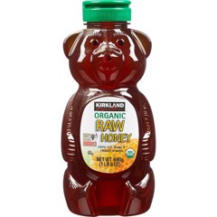 H-Organic Raw Honey Kirkland 680g T9