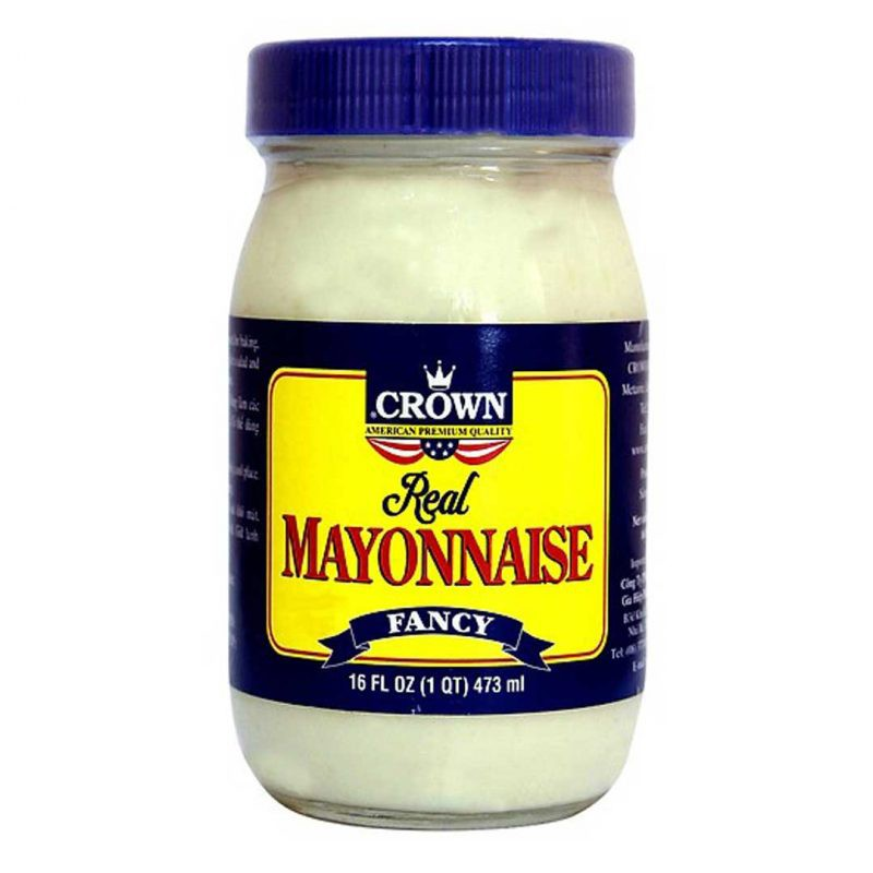 SS-Mayonnaise Fancy Crown 473ml