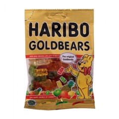 CD-Goldbears Candy Haribo 80g