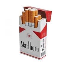 CI-Cigarette Red Marlboro
