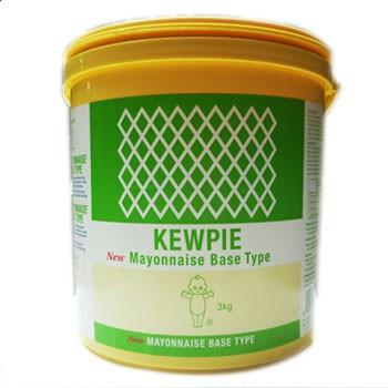 SS-Base Type Mayonnaise Kewpie 3Kg (Horeca)
