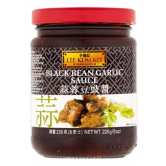 SS-Black Bean Garlic Sauce Lee Kum Kee 226g
