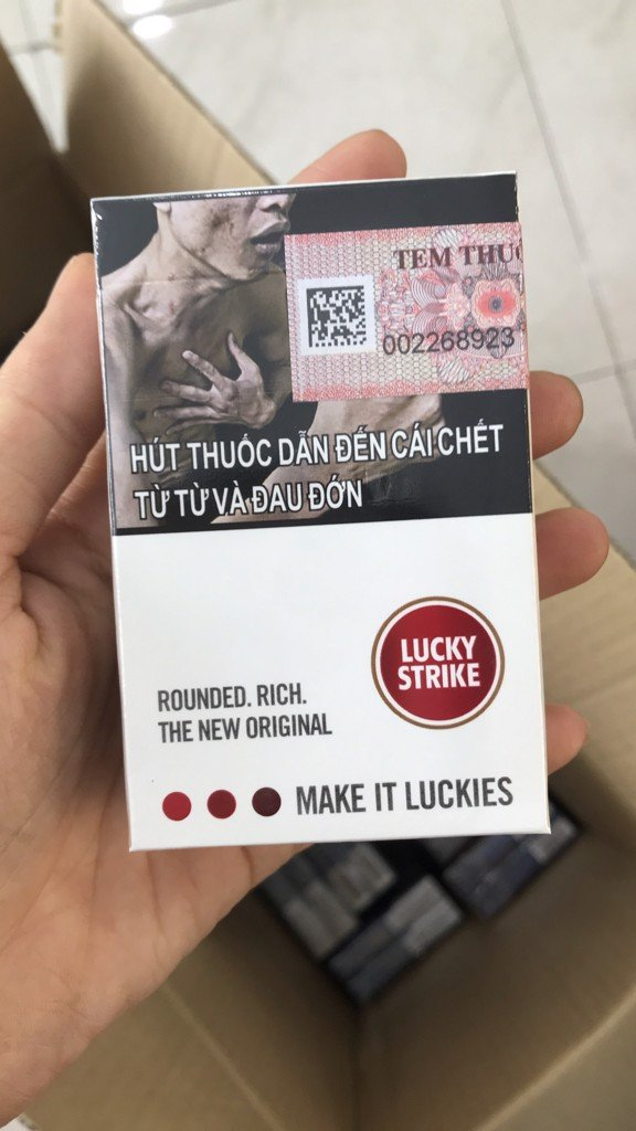 CI-Lucky Strike Red (Pack)