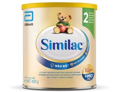 DM-Milk Powder Abbott Similac IQ2 400g (Tin)