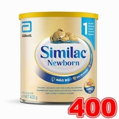 DM-Milk Powder Abbott Similac Newborn IQ1 400g (Tin)