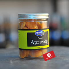 HD-Dried Apricots Atlas (box)