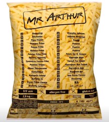 VEF-French Fries 7/7 Mr. Arthur 2,5Kg