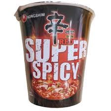 ND-Super Spicy Nongshim T4