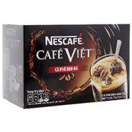 CF-Black Coffee Nescafe 15pks 16g
