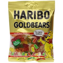 CD-Goldbears Candy Haribo 30g