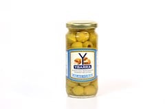PK-Green Olives Stuffed With Cheese Ybarra 240g