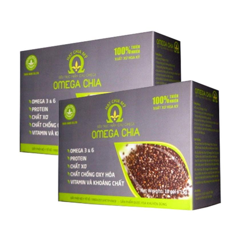 N-Chia Omega 15g