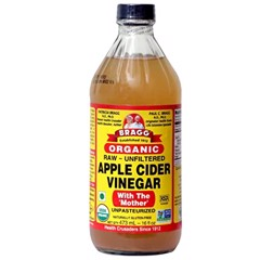 V-Organic Apple Cider Bragg 473ml T5