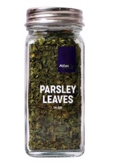 HD-Parsley Leaves Atlas 14g (Tin)