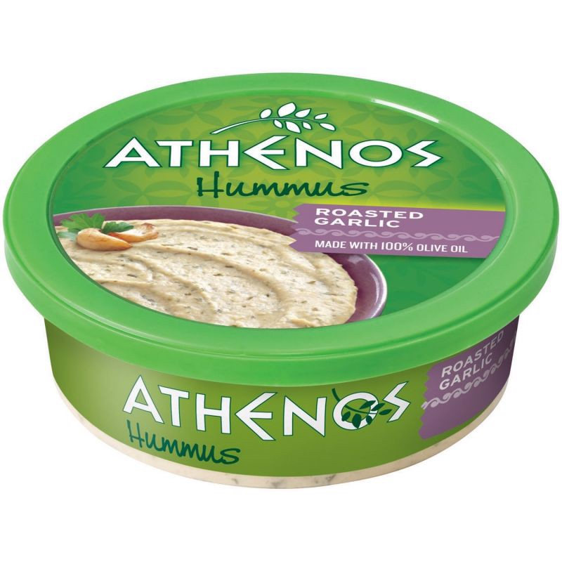 PF-Hummus Roasted Garlic Athenos 198g