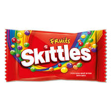 CD-Fruit Candy Skittles