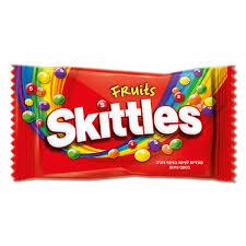 CD- Fruit Candy Skittles ( Pack )