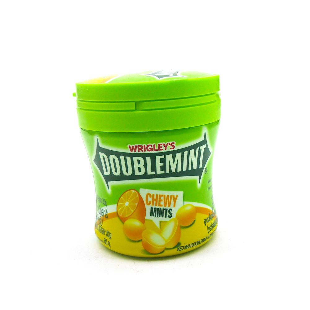 CD-Chewy Mints Doublemint Lemon 80g(Box)