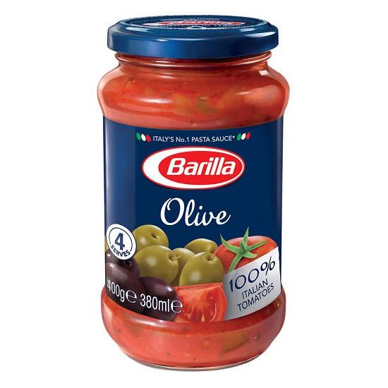 SS-Olive Sauce Barilla 400g