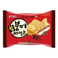 IC-Ice cream Red Bean Samanco Binggrae 150ml