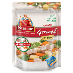 SS-Seasoning 4 In 1 Pork Flavor Neptune 50g