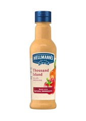 SS- Salad Smoky Thousand Island Hellmann's 210ml T8